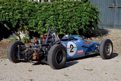 1971 - MONOPLACE FORMULE FRANCE MARTINI MK 6 Châssis n°/Chassis number: 010 Moteur/Engine:...