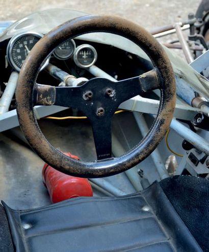 1968 - FOURNIER - MARCADIER ARAL Moteur: 4 cylindres en ligne - 1108 cc - 72 ch Engine:...