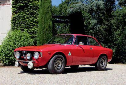 1965 - ALFA ROMEO GIULIA SPRINT GT