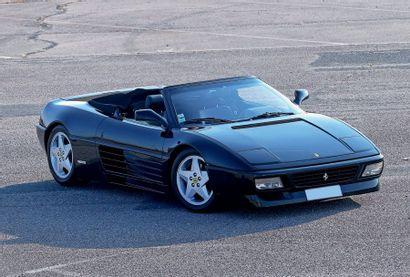 1993 - FERRARI 348 SPIDER