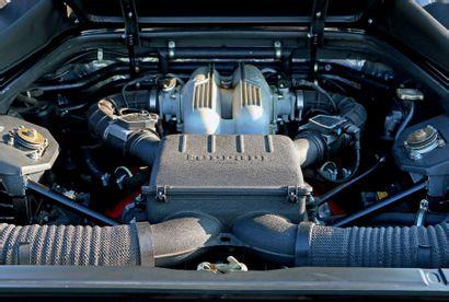 1993 - FERRARI 348 SPIDER Châssis n°/Chassis number: ZFFUA43B000097390 Carte grise...