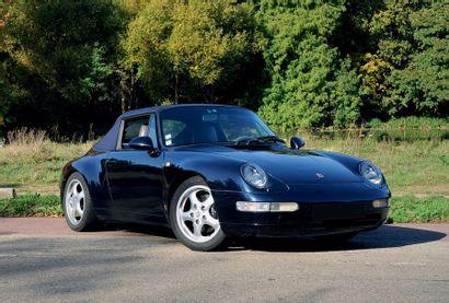 1995 - PORSCHE 911 TYPE 993 CABRIOLET