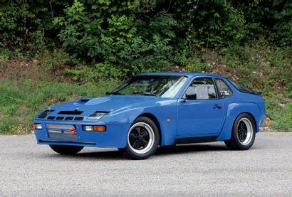 1981 - PORSCHE 924 TURBO CARRERA GTS