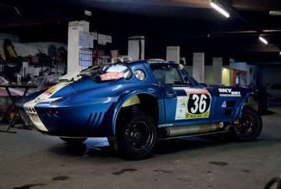 1966 - CHEVROLET CORVETTE GRAND SPORT N° de châssis/Chassis n°: A194376S103026 Titre...