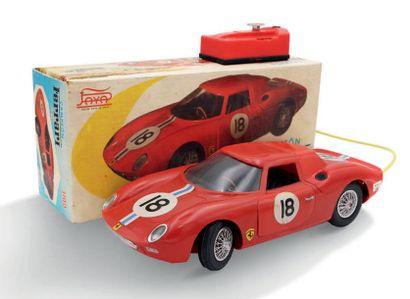 PAYA Ferrari 250 LM filoguidée Très bon état dans sa boite d'origine
