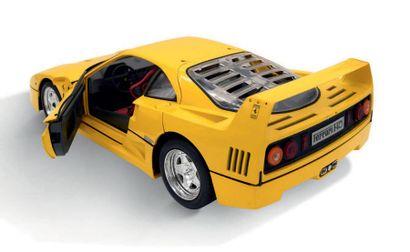 POCHER MODIFICATION CATALOGUE// Pocher Ferrari F40 - 1/10ème Excellent état (Socle...