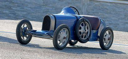 1927 - Bugatti Baby «Type 52»