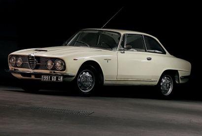 1968 - ALFA ROMEO 2600 SPRINT