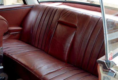 1964 - MERCEDES-BENZ 220 SE Numéro de Châssis/Chassis number: 11102110064030 Carte...