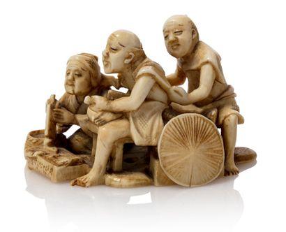 JAPON<br/>PÉRIODE MEJI (1868-1912)