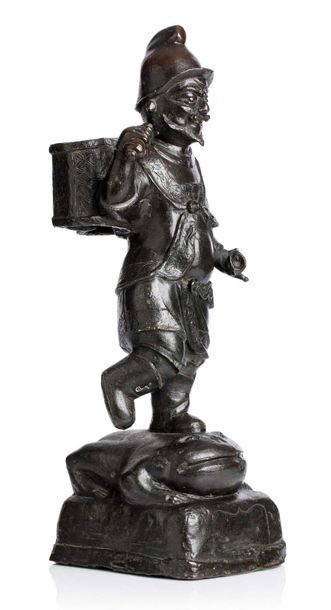 CHINE fin XVIIe siècle