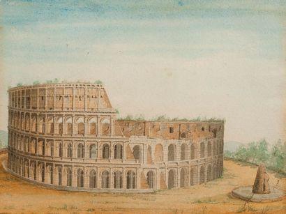 Ecole ALLEMANDE du début du XIXe siècle