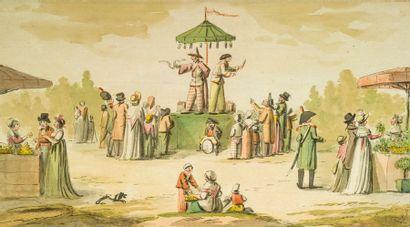 ETIENNE BERICOURT (ACTIF DANS LA DEUXIÈME MOITIÉ DU XVIIIE SIÈCLE)