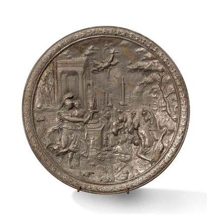D'APRÈS UN MODÈLE ATTRIBUÉ HANS JACOB BAYR (ALLEMAGNE, 1574 - 1628)