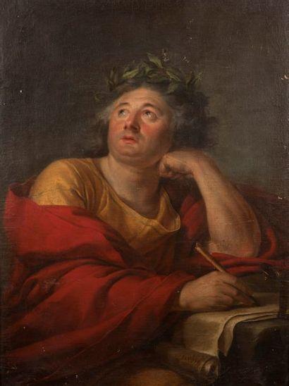 ECOLE FRANCAISE VERS 1780, ATELIER D'ADÉLAÏDE LABILLE-GUIARD
