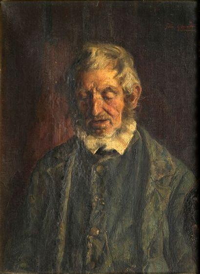 JULES GIRARDET (VERSAILLES 1856 - BOULOGNE-BILLANCOURT 1938)