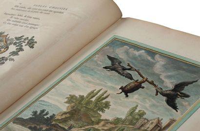 Jean de LA FONTAINE (1621-1695) Fables choisies mises en vers par J. de La Fontaine....