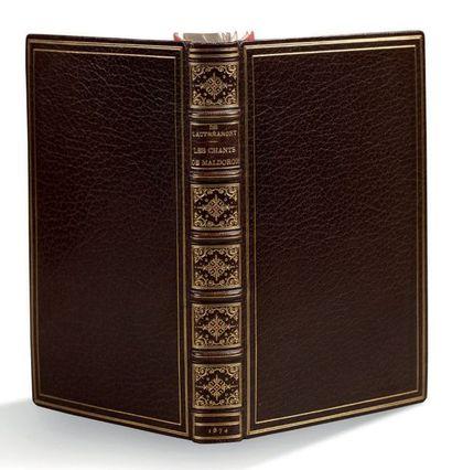 ISIDORE DUCASSE, DIT COMTE DE LAUTRÉAMONT (1846-1870)