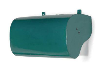 CHARLES EDOUarD JEANNERET dit LE CORBUSIER (1887-1965) Applique dite LC II Aluminium,...