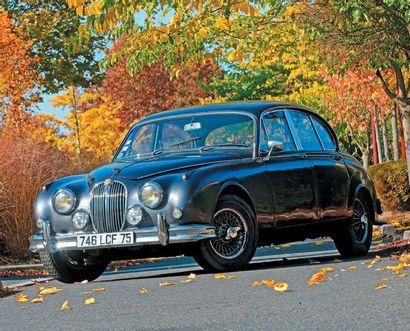 1967 - JAGUAR MK2 3.4L