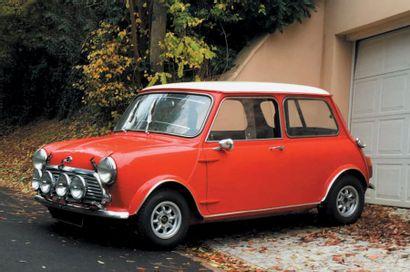 1970 - AUSTIN MINI COOPER S MKII