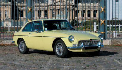 1973 - MG B GT