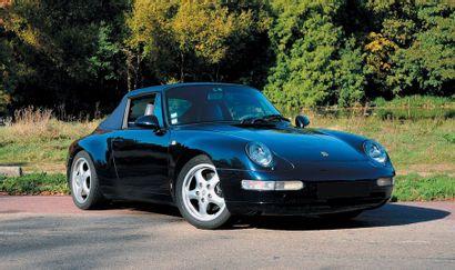 1995 – PORSCHE 911 TYPE 993 CABRIOLET