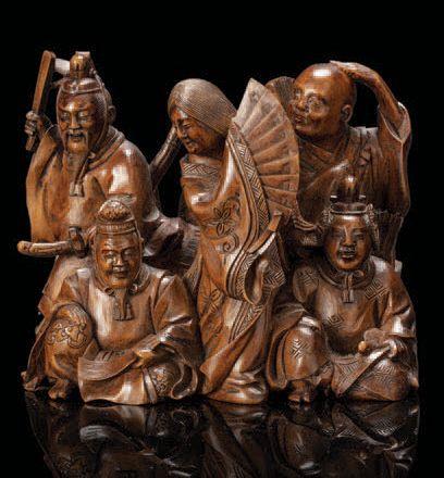 JAPON<br/>PÉRIODE MEIJI (1868-1912)