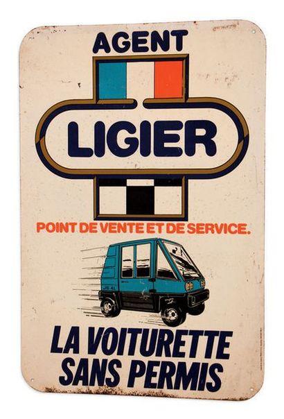 CIBIE Lot de 7 plaques Cibié, Norma, Ligier, Paris-Rhône Etat d'usage