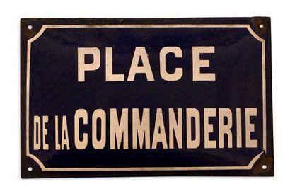 PANNEAUX SIGNALSATION Lot de 8 panneaux emaillées Bon état général