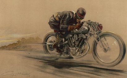 Géo HAM (Georges Hamel) 1900-1972