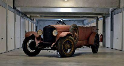 1925<br/>ANSALDO 6B TORPÉDO