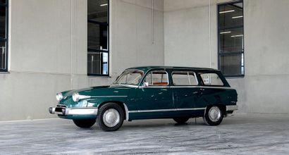 1965<br/>PANHARD PL 17 CONFORT S BREAK