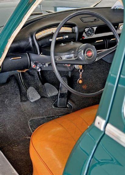 1965 PANHARD PL 17 CONFORT S BREAK Rare à la vente 48 000 km d'origine Seulement...