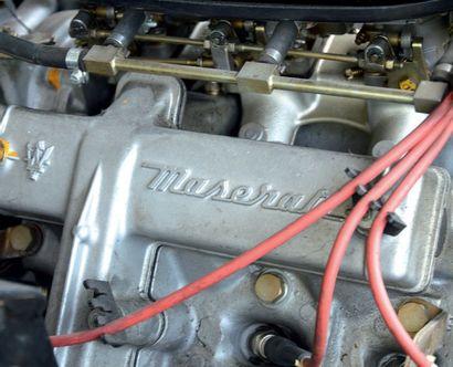 1971 CITROËN SM Restauration complète de grande qualité Rare coloris rouge Grenade...