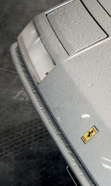 1986 FERRARI 412 GT Nombreux frais récents Très belle présentation Un superbe V12...