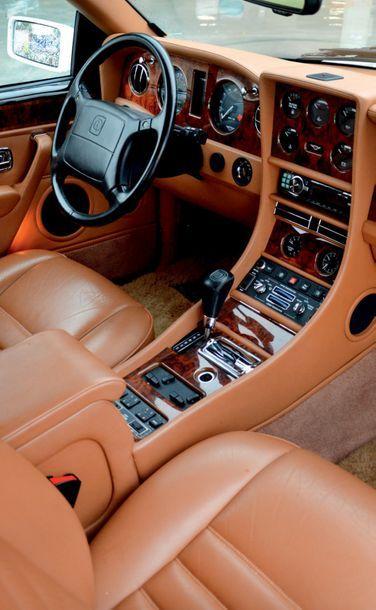 1993 BENTLEY CONTINENTAL R Rare à la vente Seulement 25 000 miles d'origine Véritable...