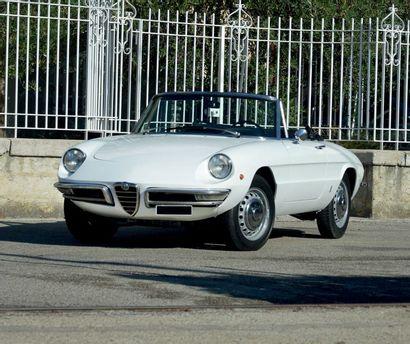 1968<br/>ALFA ROMEO SPIDER 1300 JUNIOR
