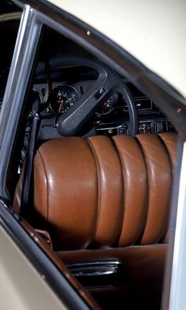 1973 CITROËN DS 23 PALLAS Désirable version à boîte hydraulique Seulement 3 propriétaires...