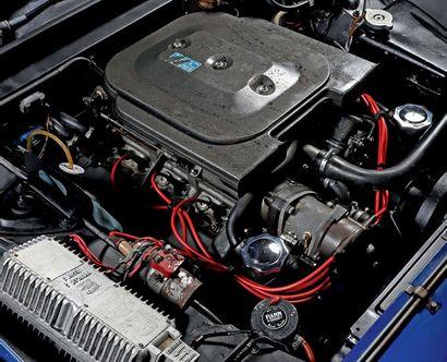 1968 DINO COUPÉ 2.0L GT élégante et racée, vraie petite Ferrari Seulement 384 exemplaires...