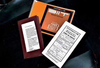 1969 PORSCHE 911 2.2 T COUPÉ KARMANN Un exemplaire « pur jus » ! Vendue neuve par...