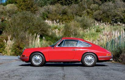 1966<br/>PORSCHE 911 2.0