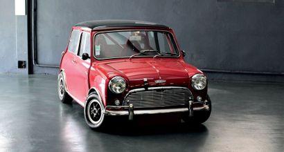 1969<br/>AUSTIN MINI COOPER S – 1275CC
