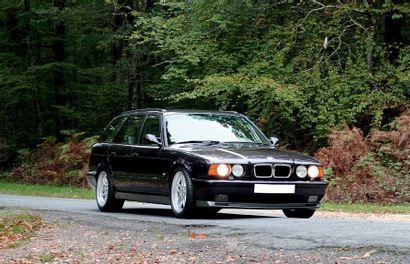 1995<br/>BMW M5 EVO TOURING INDIVIDUAL