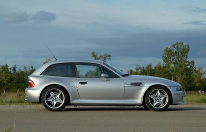 2000<br/>BMW Z3 M COUPE