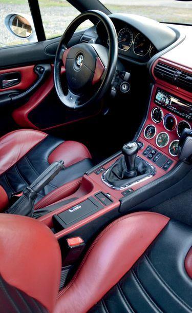 2000 BMW Z3 M COUPE Break de chasse Exemplaire en très bon état Entretien régulier...
