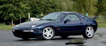 1992<br/>PORSCHE 928 GTS