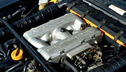 1992 PORSCHE 928 GTS Rare boite mécanique Française d'origine, carnets et manuels...
