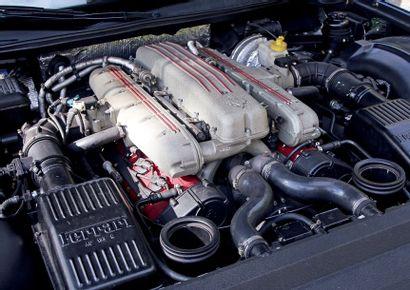 1999 FERRARI 550 MARANELLO Française d'origine et moins de 27 000 km Historique complet,...