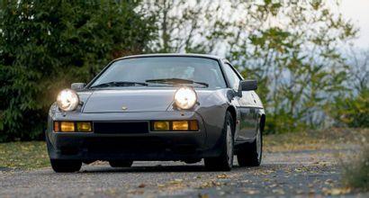 1986 PORSCHE 928 S Liste intéressante d'options Exemplaire dans son jus A acheter...